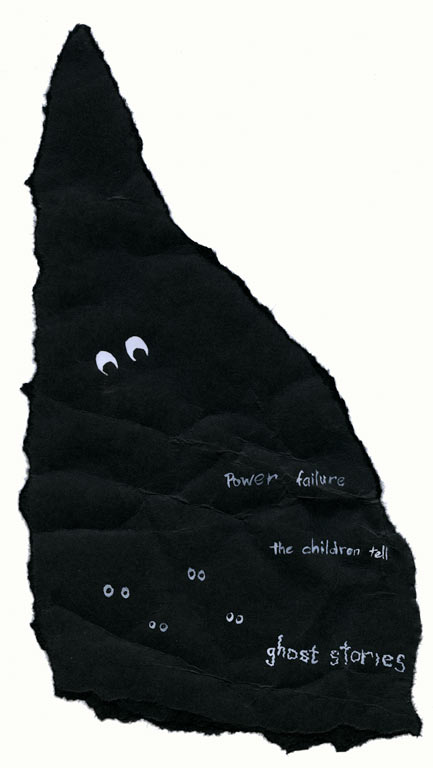 power failure/ the children tell / ghost stories